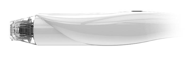 biała głowica zrurką RF