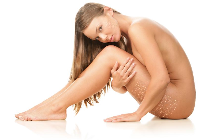 idealne ciało kobiece