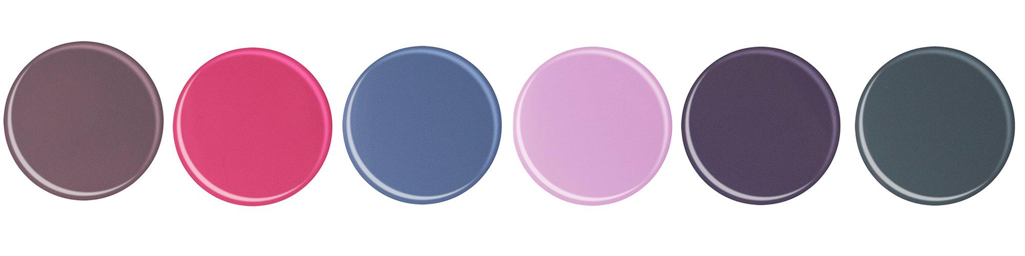 kolorowe próbniki